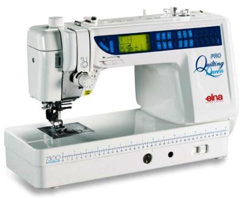 Elna 40 ProQuilting Queen Elna Sew Compare Sewing Shop Delectable Elna Walking Foot Sewing Machine
