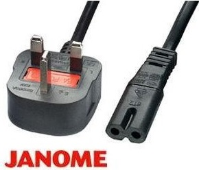 Janome Power Cable 830315008