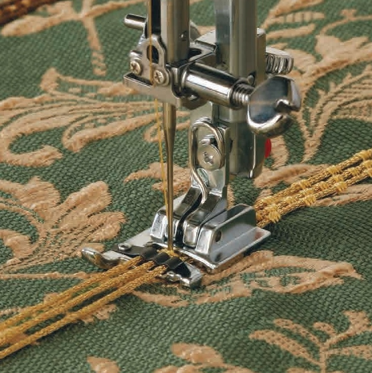 Cording Foot - 3-way