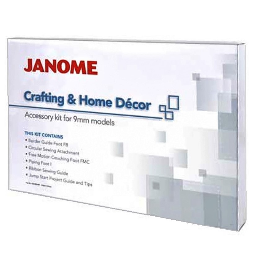 Crafting & Home Decor Kit - JHD1