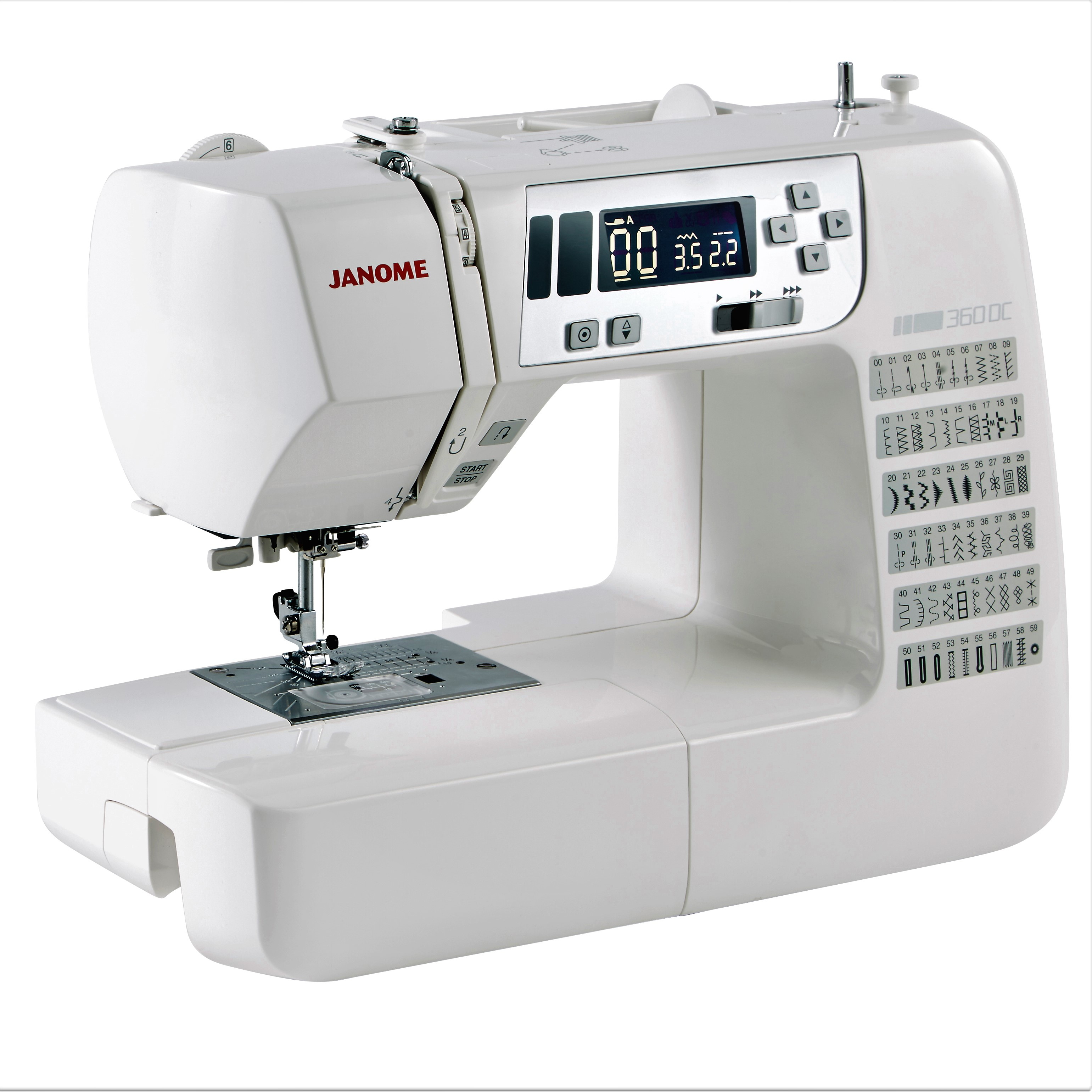 Janome 360DC