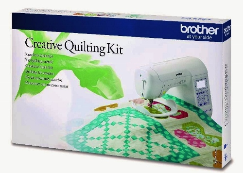 Creative Quilting Kit - QKF3UK
