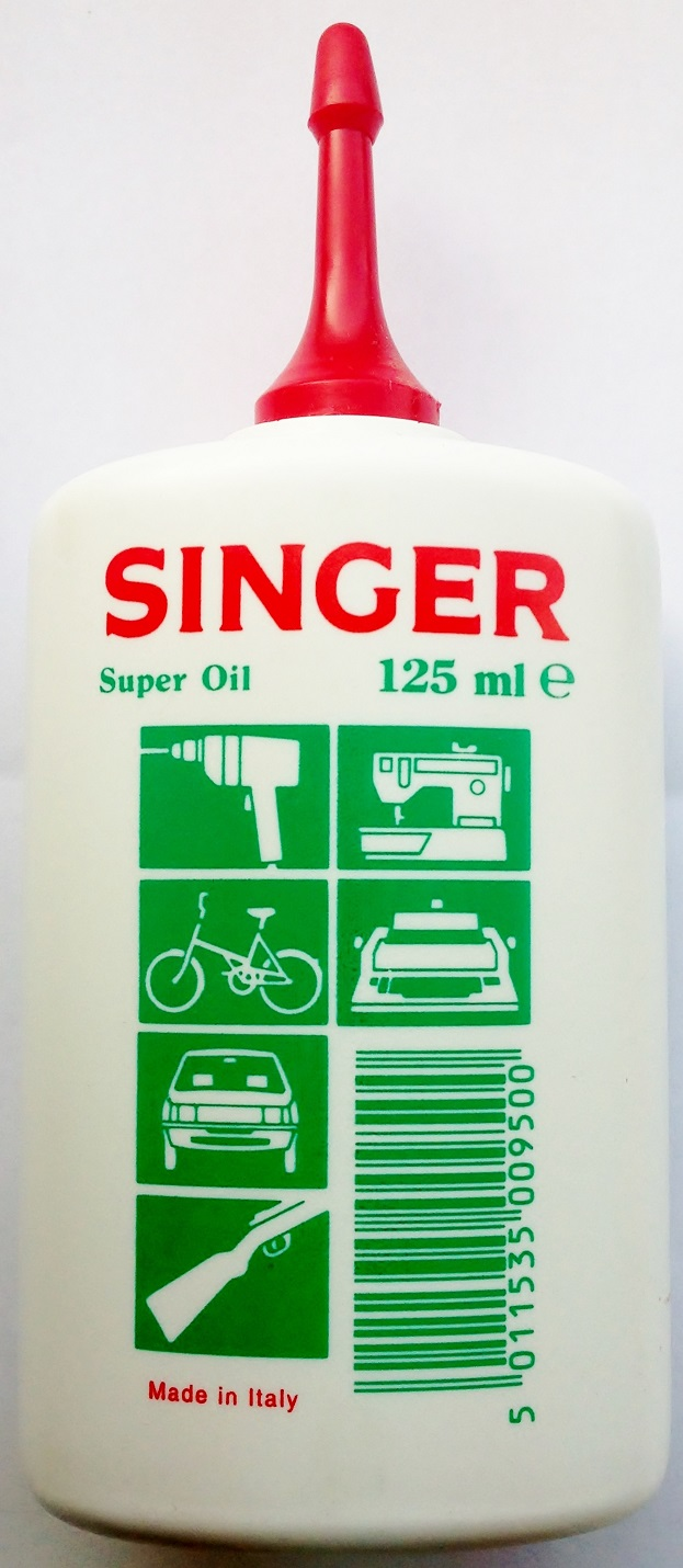 Sewing Machine Oil 125ml