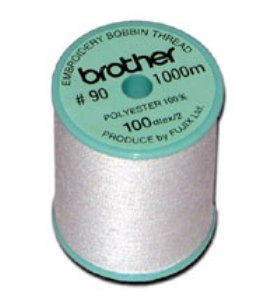 Bobbin Thread (White) - EBTPE-5